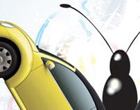 Volkswagen of Vacaville (print ads)