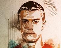 Arsenal Poster - Jack Wilshere