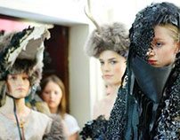 NCAD Fashion show 2013