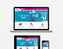 64labs Responsive Website