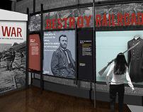 National Museum of the U.S. Army (Design Development)