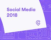 Cabify Social Media 2018