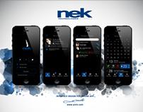 nek - Corporate app