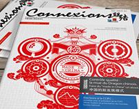 Magazine Cover Illustration Connexions #65
