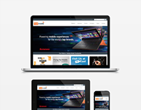 Mad Mobile Responsive Website