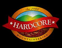 Hardcore Mountaineering Banner