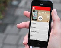 Vodafone Mobile eShop
