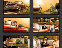 Storyboards #1
