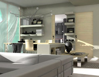 New building / Interiors