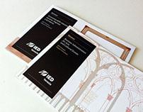 IED venezia / adv & leaflet
