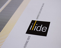 Ilide / Branding & Exhibition design