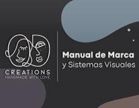OD Creations: Imagen de marca