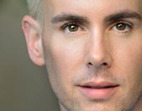 Adam Johansson, Spin Instructor - Headshot Retouching