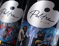 "Wine design ""Palitra"" / Дизайн вина ""Палитра"""