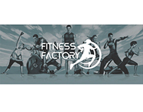 Web site Fitness Factory