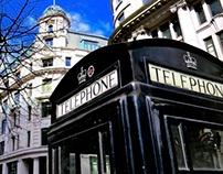 London + Oxford, England