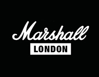 MARSHALL - london phone