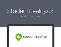 StudentReality.cz WIP