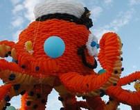 Fantastic Flying Octopus