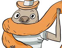 Otterly Fashionable