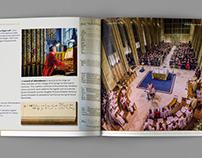 Guidebook Design for St George's Chapel, Windsor Castle