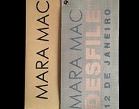 Mara Mac | AW Fashion Show Invitation