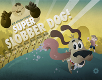iPhone Game: Super Slobber Dog
