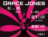 Sistema de Alta Complejidad, artista musical: Grace Jon