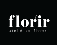 Florir | Flower Shop Branding