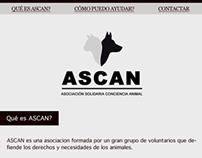 Rediseño Web ASCAN