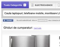 SmartBuy - web design