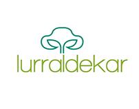 Diseño logotipo Lurraldekar