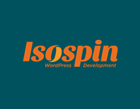 Isospin Branding + Website