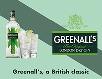 YCN - Greenall's Gin - Professional Practice