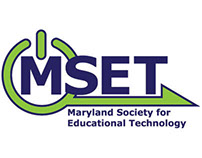 Maryland Society of Educational Technology - Web, Logo