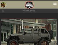 Jeep Wave App