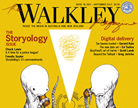 The Walkley Magazine