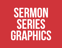 Assorted Sermon Series Graphics