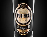 Putinka Russian Vodka