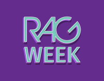 RaG Week digital promo materials
