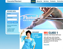 Web Design - Photonlife Beauty & Spa
