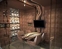 Bacardi переговорные комнаты