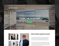 Window Cleaning Website Copy, Design & Development