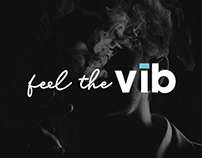 VIB CBD Pen - Brand development