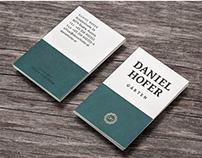 Daniel Hofer - Branding