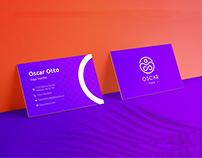Oscar Yoga - Brand Identity Design