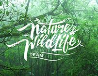 Nature & Wildlife Team - Logo Design