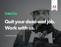 SolarCity Recruiting Website