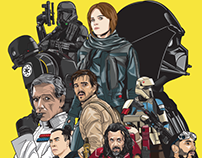 Rogue One: A Star Wars Story Fan Art