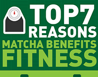 Top 7 Reasons Matcha Benefits Fitness | Kenko Tea